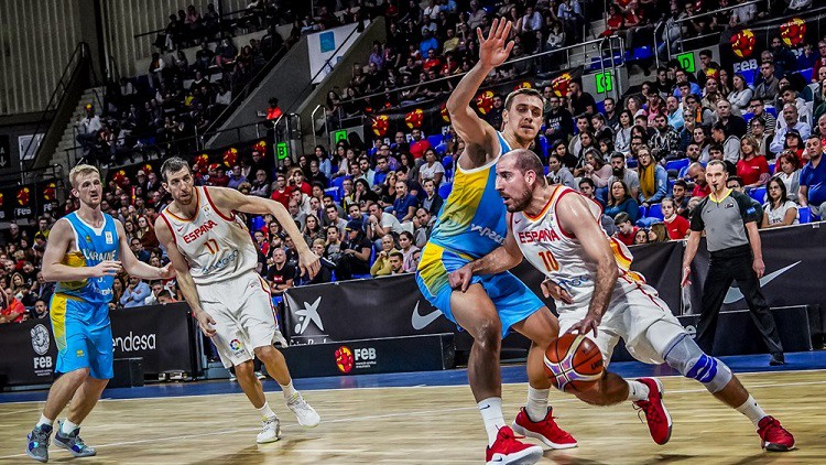 Latvijas nākamā pretiniece Spānija kvalificējas Pasaules kausam
