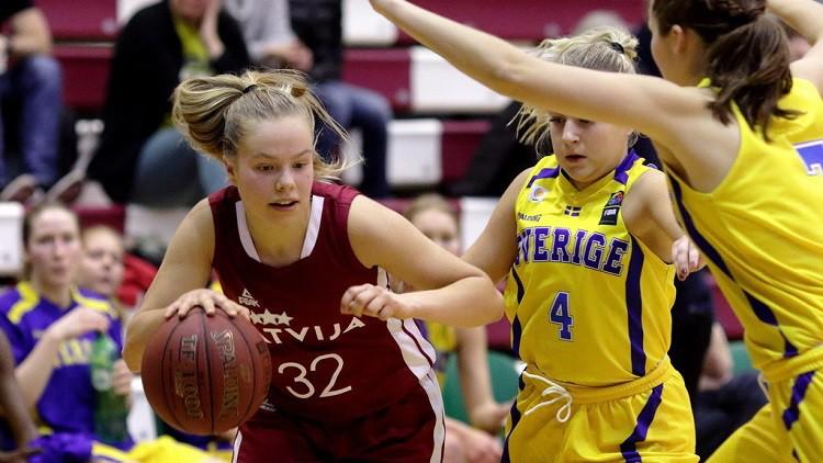 Kuierai pirmais danks Baltijas jūras kausa vēsturē, U18 MVP – Laura Meldere (+video)
