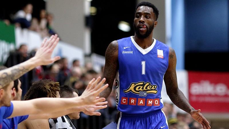 """VEF uzņems ar bijušajiem NBA spēlētājiem pastiprināto """"Kalev/Cramo"""""""