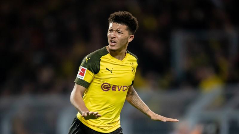 """""""Dortmund"""" direktors: """"Sančo nākamajā sezonā spēlēs """"Borussia"""" rindās"""""""