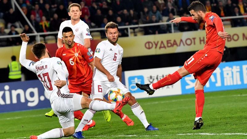 Stojanoviča pirmajā spēlē Tobera debija un zaudējums Skopjē