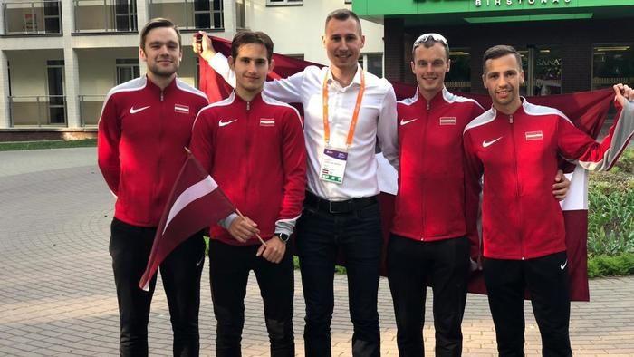 Rumbenieks un Smolonskis izpilda pasaules čempionāta normatīvu 50 kilometru distancē