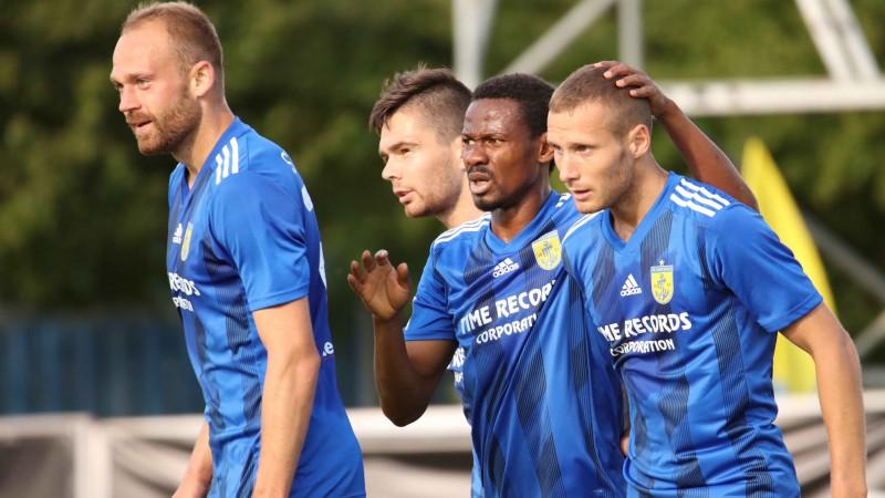 """Ulimbaševs spēles galotnē atkal kļūst par """"Ventspils"""" varoni, izraujot uzvaru"""