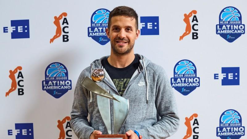 """Madrides """"Real"""" pievienojas ACB līgas vērtīgākais spēlētājs Laprovitola"""
