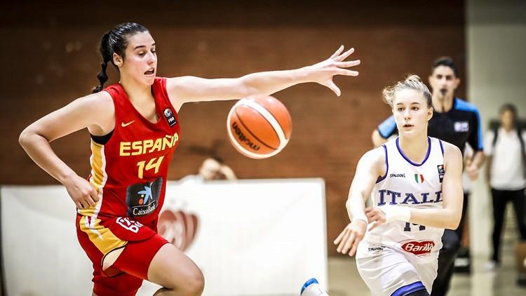 Spānija ceturto reizi 16 gados netiek U18 pusfinālā, sestdien pret Latviju
