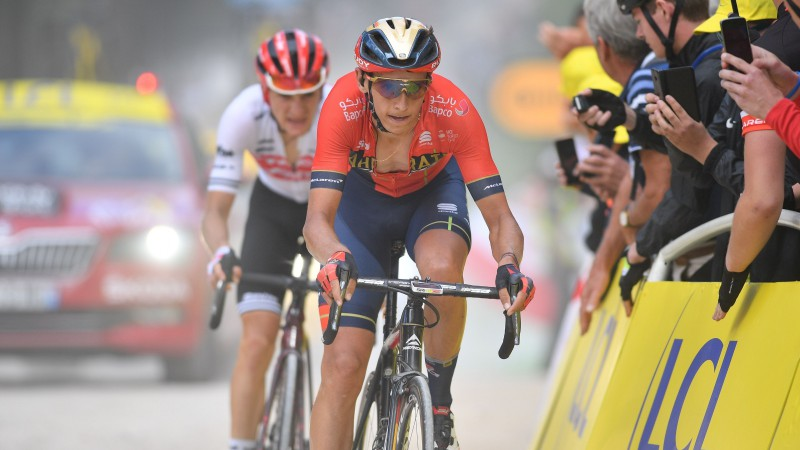 """Stāvajā grants finišā uzvar Tēnss, """"Tour de France"""" vadībā Skujiņa komandas biedrs"""