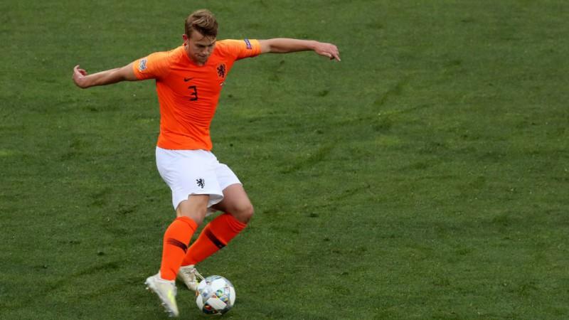 """""""Juventus"""" vienojas ar """"Ajax"""" un par 75 miljoniem nopērk de Lihtu"""