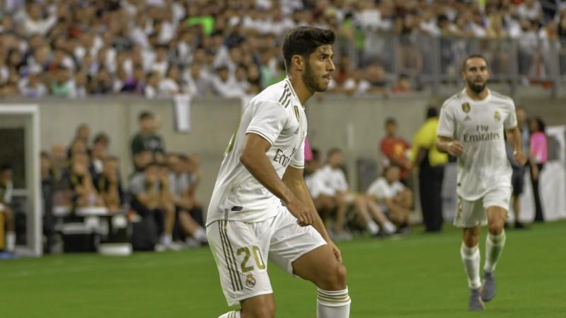 """Asensio smaga trauma, Madrides """"Real"""" paliek arī bez Mendī un izīrē Sevaljosu"""