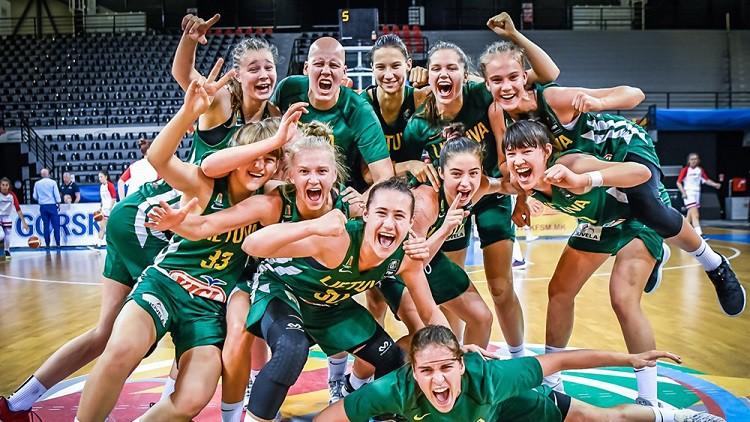 Lietuva uzvar Čehiju un pirmo reizi spēlēs Pasaules U17 kausā