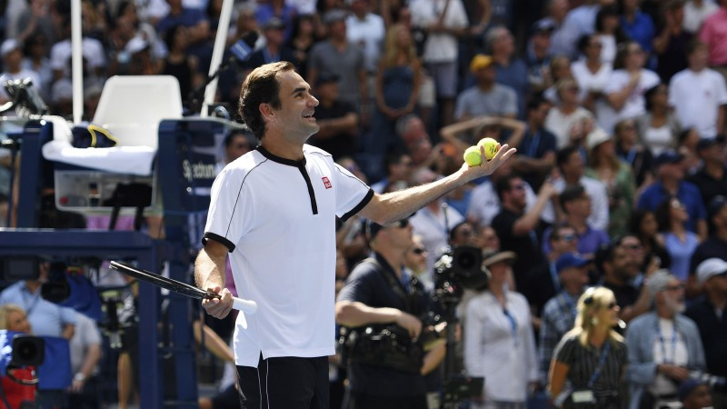 Federeram vakara mačā duelis ar vienmēr pieveikto Dimitrovu