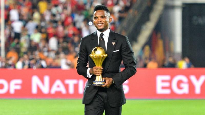 Kamerūniešu leģenda Eto'o noslēdz 22 gadus ilgo spēlētāja karjeru