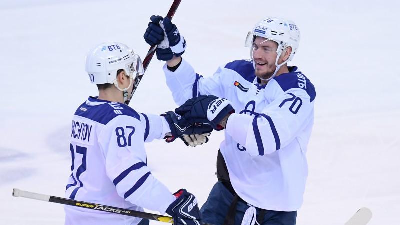 Šipačovs, Seteri un Jaruļins – KHL labākie oktobrī