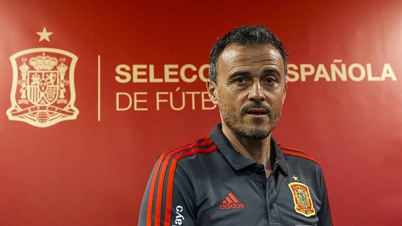 Luiss Enrike atgriežas Spānijas izlases galvenā trenera postenī