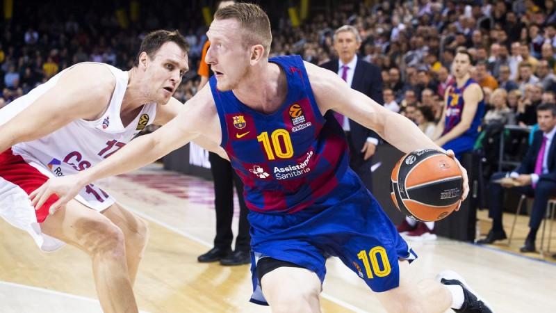 """Šmitam septiņi punkti, """"Barcelona"""" nostiprinās augšgalā, uzvara arī Lomažam"""