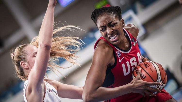 Zībarta audzēkne atkārtoti ievēlēta par WNBA spēlētāju asociācijas prezidenti