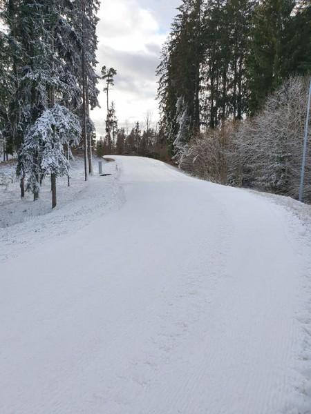 Nedēļas nogalē Madonā varēs aizvadīt Latvijas čempionātu distanču slēpošanā