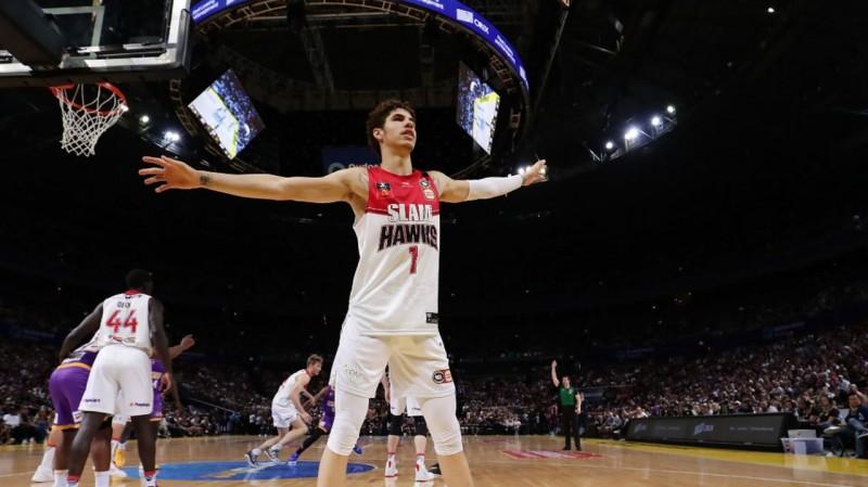 "NBA drafta favorīts Lamelo Bols: ""Esmu runājis ar ""Warriors"" un Knicks"""""