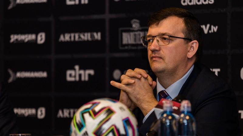Panākta vienošanās par Latvijas izlases pārbaudes maču pret Sanmarīno