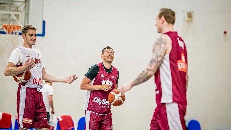 Latvijas izlasei piedāvātas pārbaudes spēles pret Lietuvu un Igauniju
