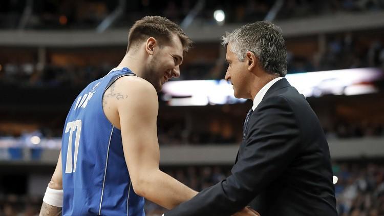 "Kokoškovs: ""Ja Dončičs būs vesels, NBA čempiona gredzens neizpaliks"""