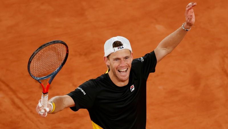"""""""ATP Finals"""" pēdējo ceļazīmi iegūst debitants Švarcmans"""