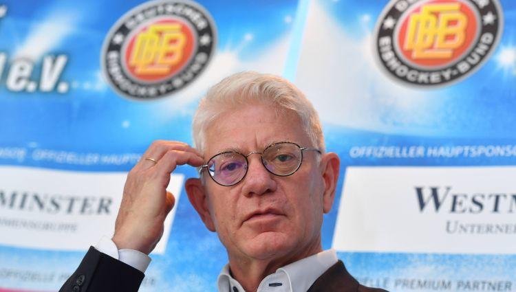Vācijas hokeja prezidents: ''Spēlējot bez līdzjutējiem, neiekasēsim ap 300 000 eiro''