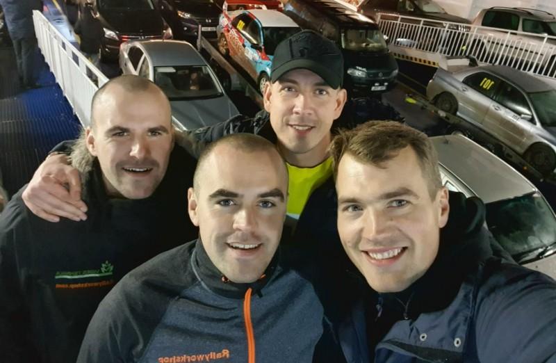 Ločmelim uzvara, K.Blūmam 3. vieta Igaunijas minirallija sacensībās
