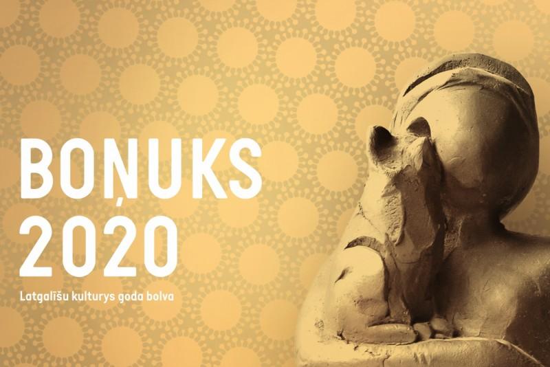 """Sākusies pretendentu pieteikšana Latgaliešu kultūras gada balvai """"Boņuks 2020"""""""