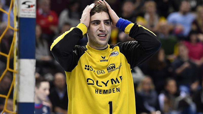 Itālijas handbola izlases vārtos pret Latviju atgriežas pamatvārtsargs Ebners