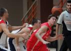 """Foto: """"Citadeles"""" basketbolistiem uzvara pār """"DnB Nord banku"""""""