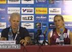 Video: Latvija - Krievija. Preses konference