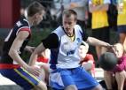 Liepājas ielu basketbols: jauni uzvarētāji, jauni rekordi
