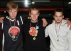 Noslēdzies Liepājas vasaras ielu basketbola čempionāts