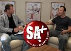 """Video: SA+ hokejs: Sorokins vērtē """"Dinamo"""" gatavību sezonai"""