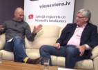 Video: Ģenerālis un Bukmeikers par LBL un mūsu klubiem Eirokausā