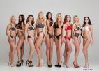 "Svētdien notiks ""IFBB Latvija"" projekta ""Miss Fitness Model"" fināls"