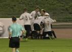 """Video: """"Liepāja"""" sāk UEFA Jaunatnes līgu ar uzvaru pār """"Shakhtyor"""""""