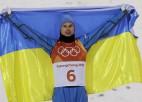 Akrobāts Abramenko sarūpē Ukrainai zelta medaļu