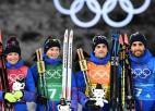 Medaļu kopvērtējums: Kanādai vēl divi zelti, Furkads ceļ Franciju uz augšu