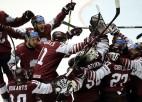 Latvija izcilā cīņā sakauj Dāniju un iesoļo ceturtdaļfinālā