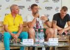 """Video: Raimonds Elbakjans aicina sporta līdzjutējus uz """"Ghetto Games"""" festivālu Ventspilī"""