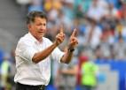 Osorio atkāpies no Meksikas izlases galvenā trenera amata