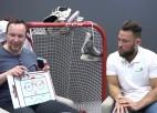 """Video: Sorokina taktika: """"Lielais sešinieks"""", kas glābs spēli pēdējās minūtēs"""