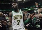 """""""Celtics"""" spēlētājs Brauns: """"Melnādainie speciālisti ir pelnījuši, ka viņus atzīst"""""""