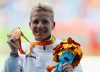 Eitanāzijas ceļā aizsaulē devusies paraolimpiskā zvaigzne