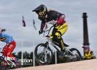 Pētersonei 18. vieta Pasaules kausa BMX superkrosā otrajā posmā