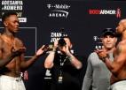 Atlētiskais veterāns Romero metīs izaicinājumu UFC čempionam Adesanjam
