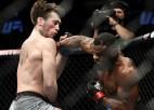 Bijušajam UFC čempionam Vudlijam pirmā cīņa kopš titula zaudēšanas