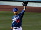 """Betss vienojas ar """"Dodgers"""" par 13 gadu un vairāk kā 380 miljonus vērtu līgumu"""