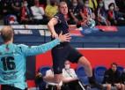 Krištopāns gūst divus vārtus PSG trešajā zaudējumā Čempionu līgā